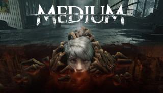 Постер The Medium